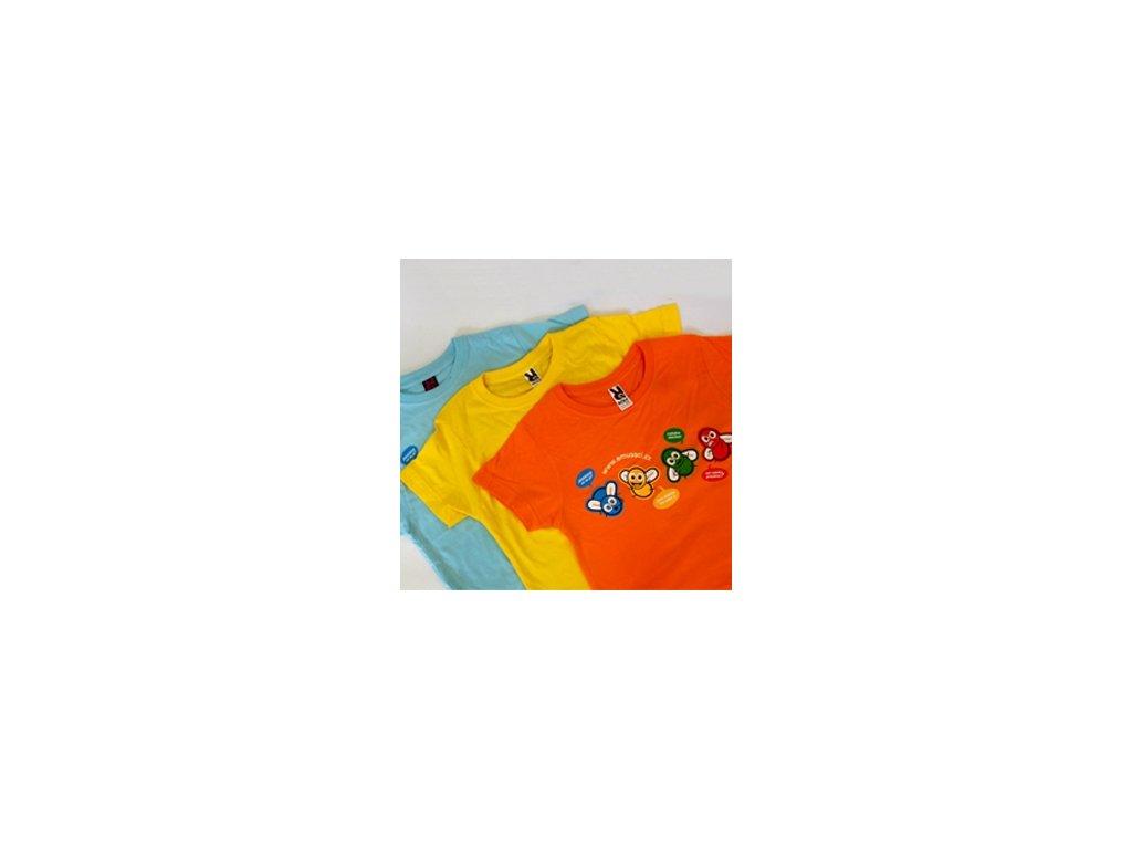 Scio | Tričko Emušáci 5 – 6 let