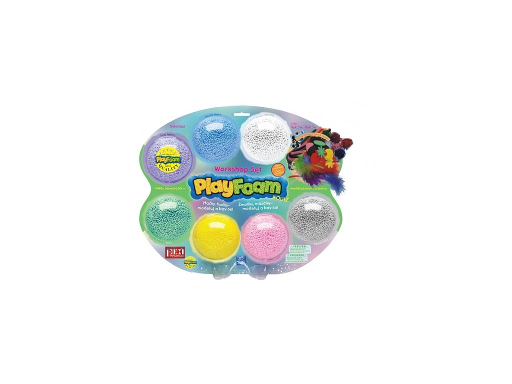 PlayFoam | Boule - Workshop set