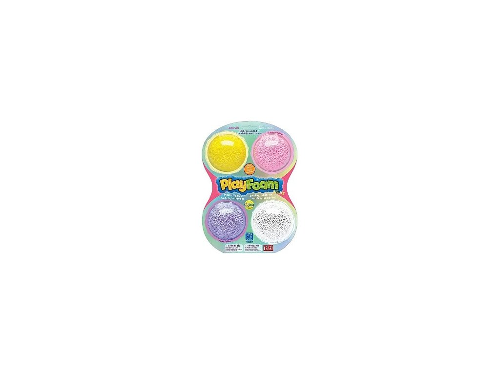PlayFoam | Boule 4pack-G