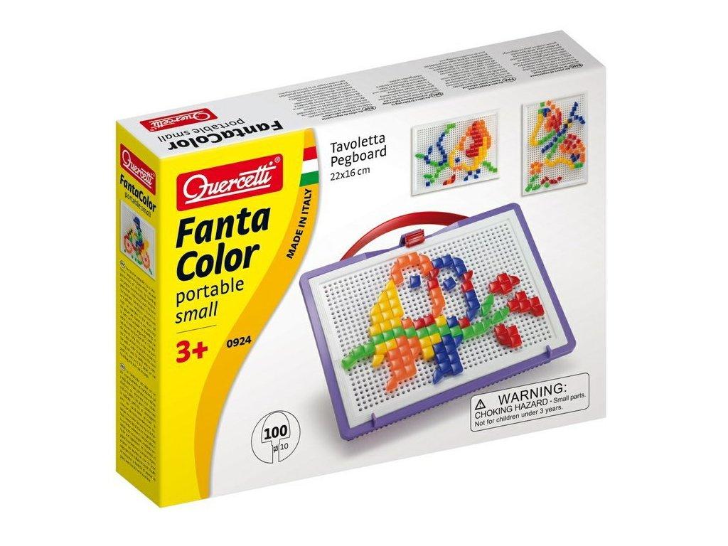 Quercetti | Fantacolor Portable 100ks