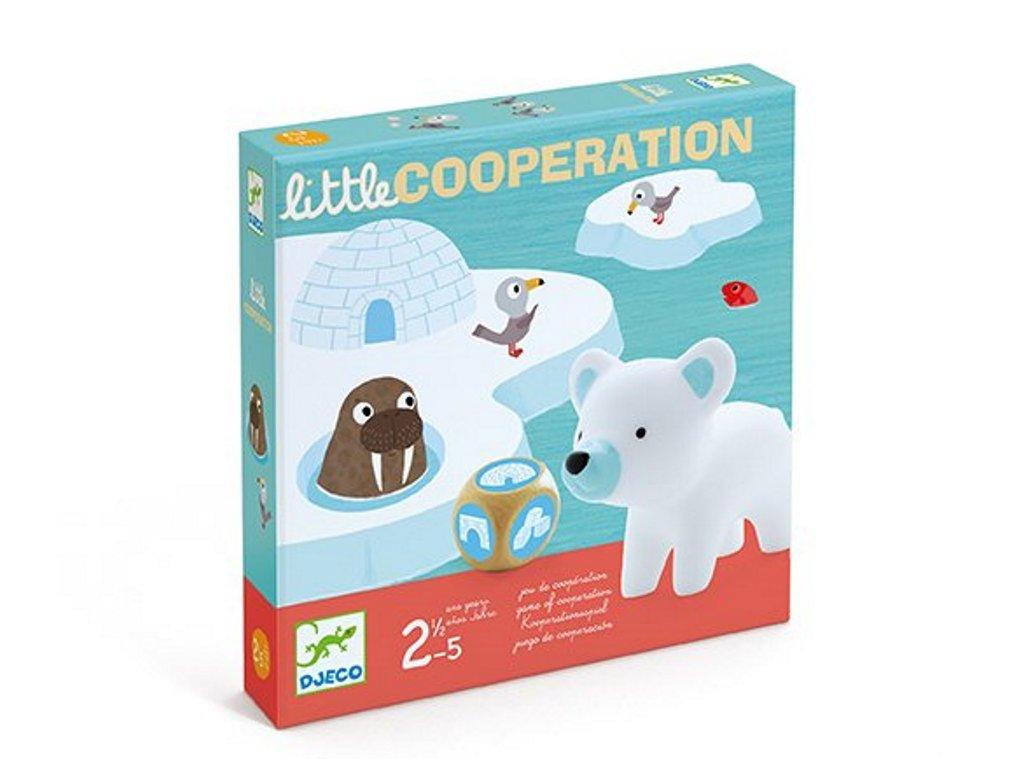 Djeco | Hra Malá spolupráce