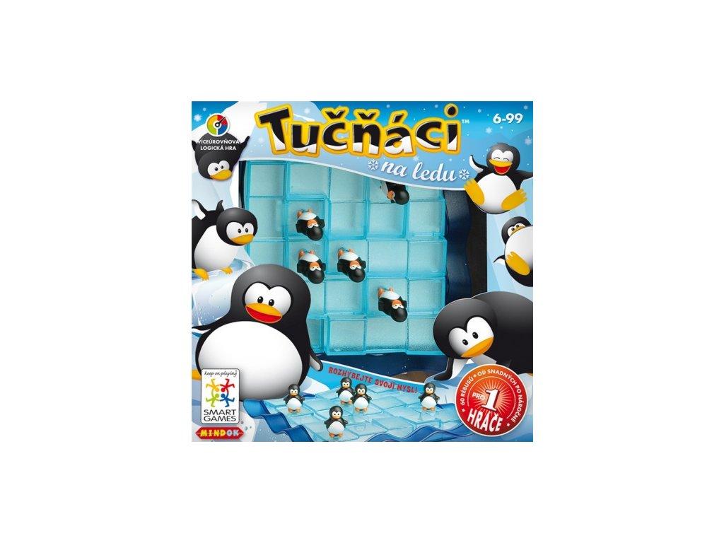 Mindok | Tučňáci na ledu