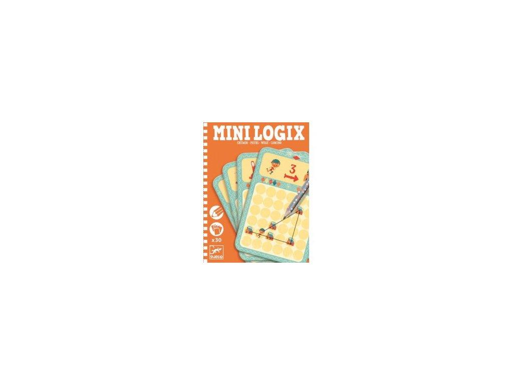 Djeco | Mini logix - Najdi cestu