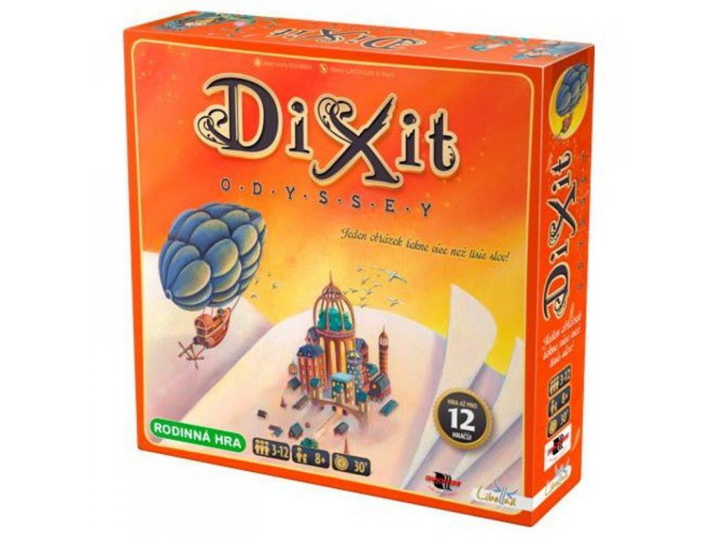 Asmodee | Dixit Odyssey