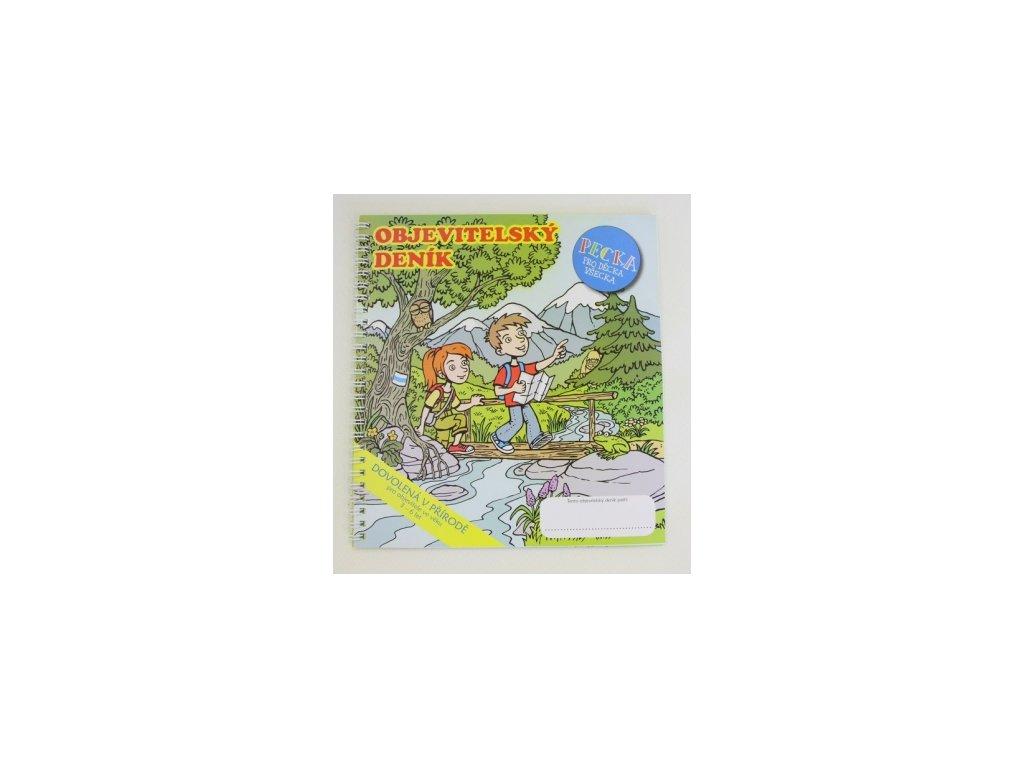 Scio | Pecka Dovolená v přírodě (3-6 let)