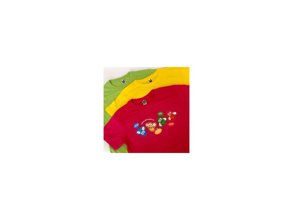 Scio | Tričko Emušáci 9 - 10 let