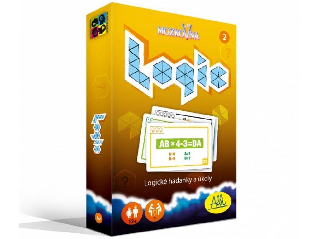 Albi | Mozkovna Logic 2 - hádanky