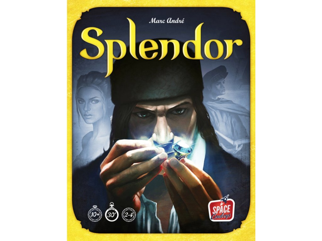 Asmodee | Splendor