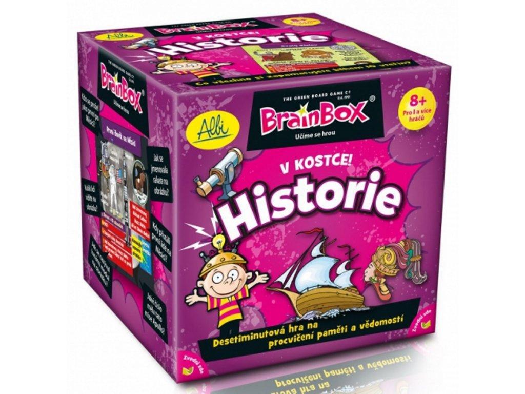 bb historie