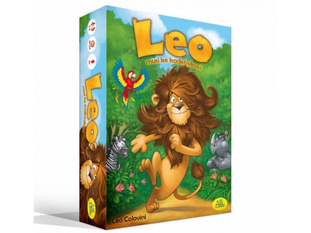 Albi | Leo musí ke kadeřníkovi