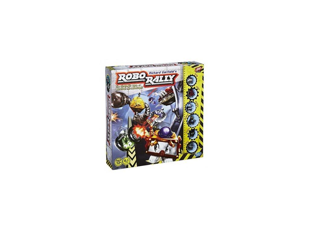 Hasbro | Robo Rally