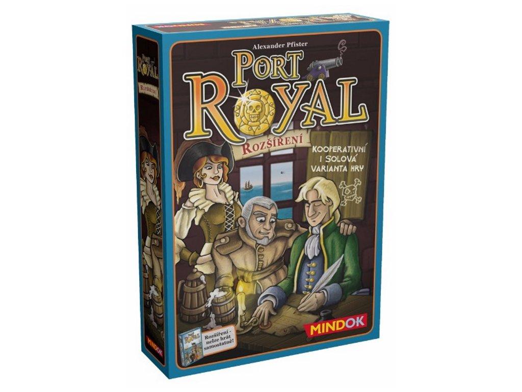 Mindok | Port Royal (rozšíření)
