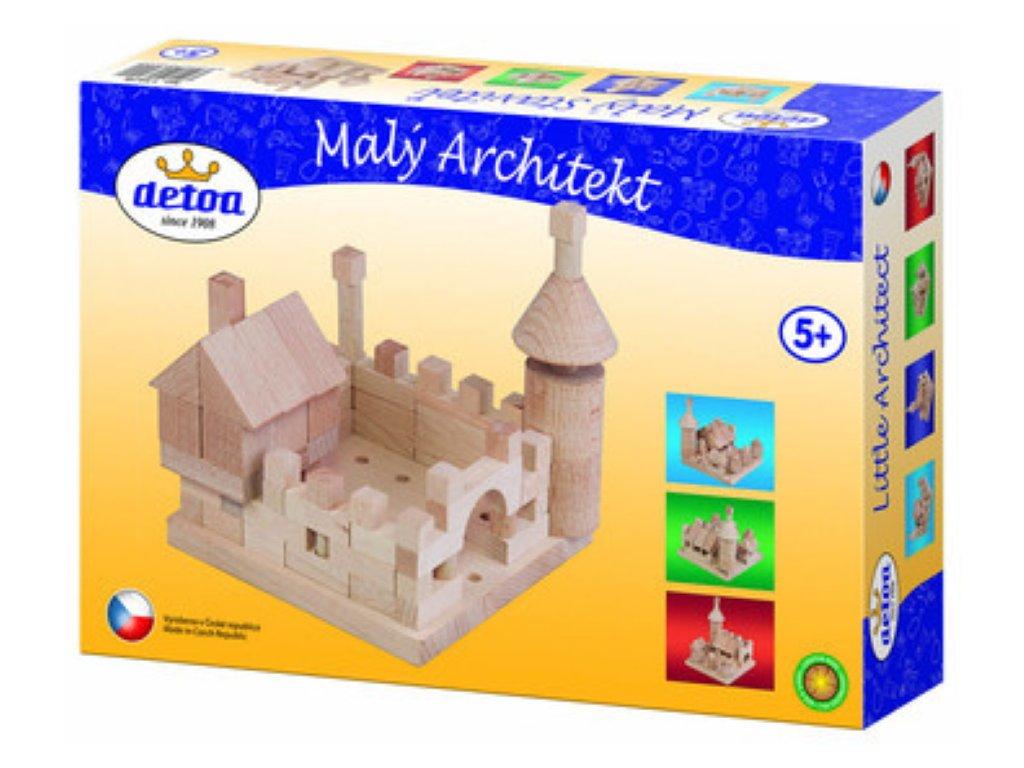 Detoa | Malý architekt