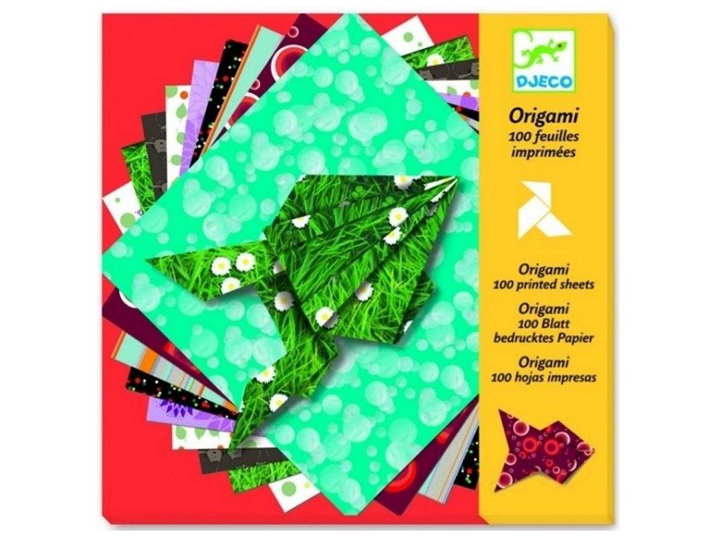 DJ08763 djeco origami zvířátka