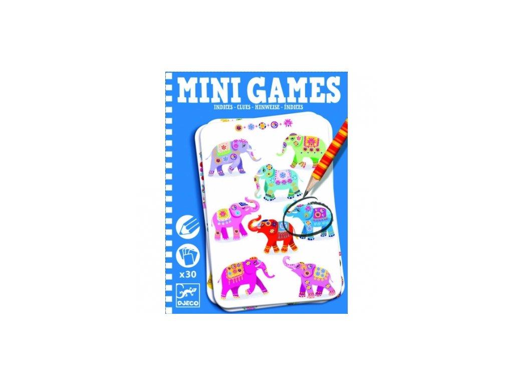 Djeco | Mini hra - Najdi správný obrázek s Fedorou