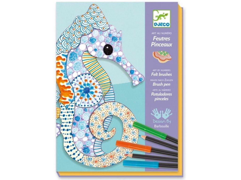 Djeco | Kreativní sada Motif Art