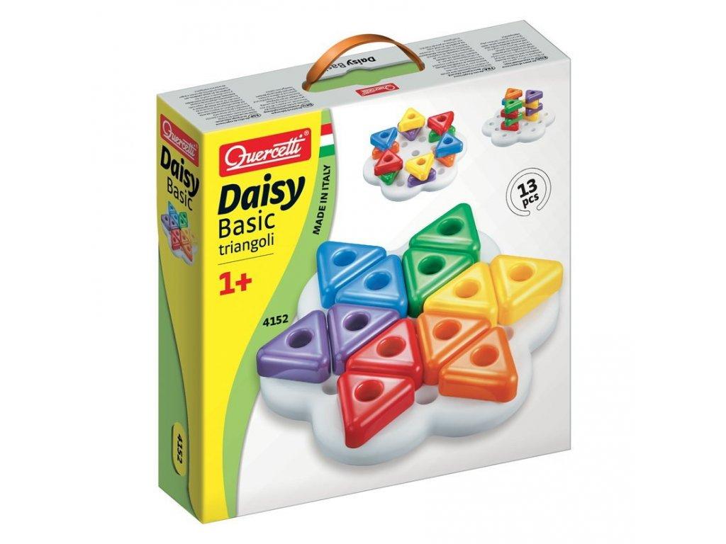 Quercetti | Daisy Basic Triangoli
