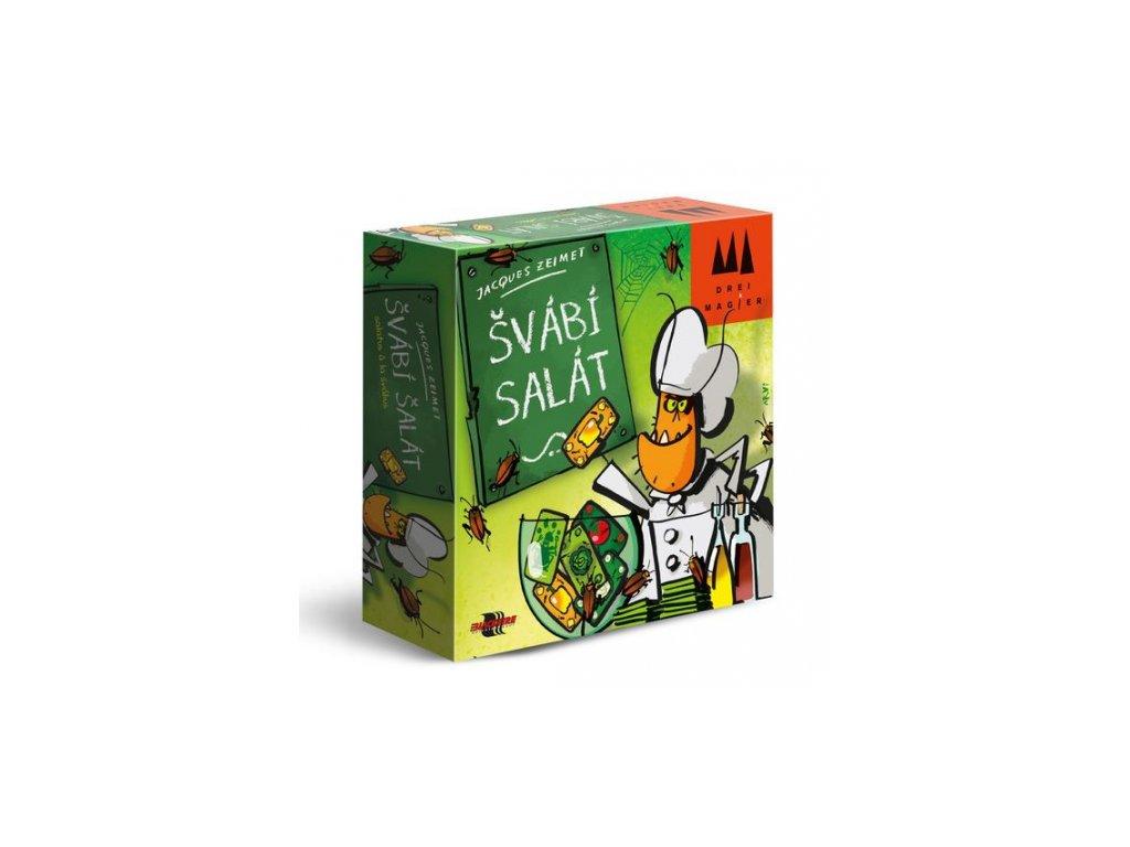 Drei Magier Spiele | Švábí salát