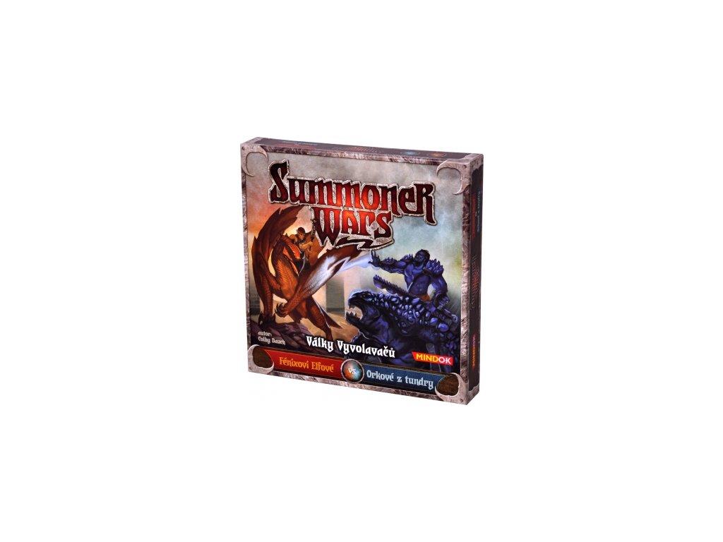 Mindok Summoner Wars: Války Vyvolávačů