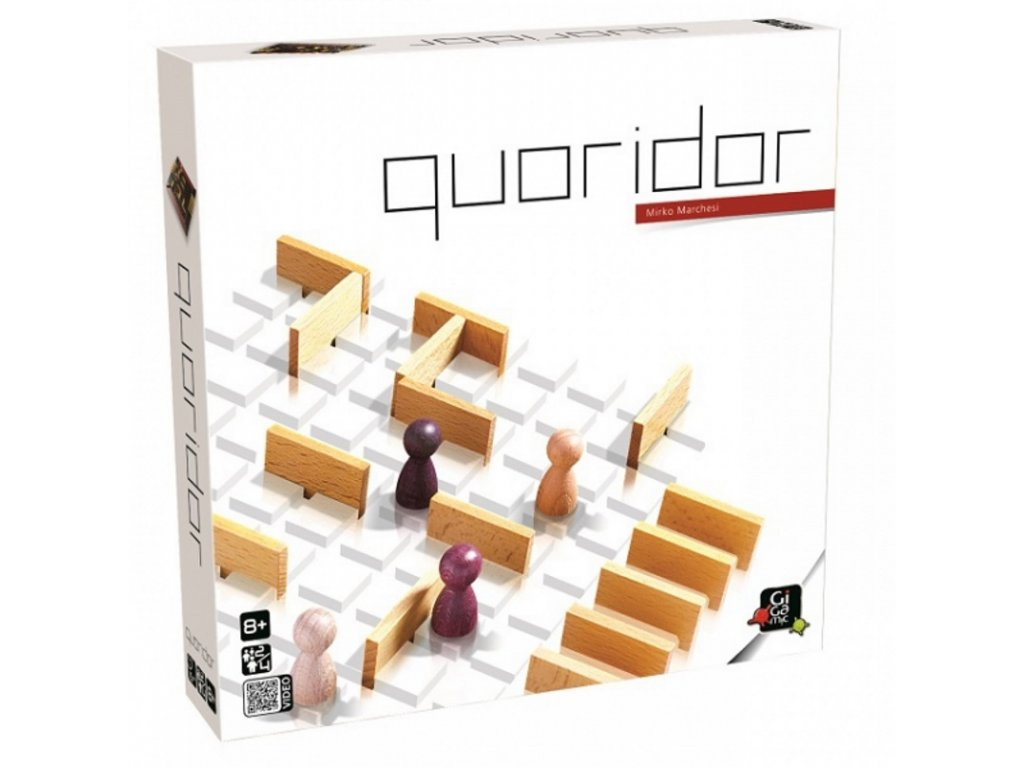Albi | Gigamic Quoridor