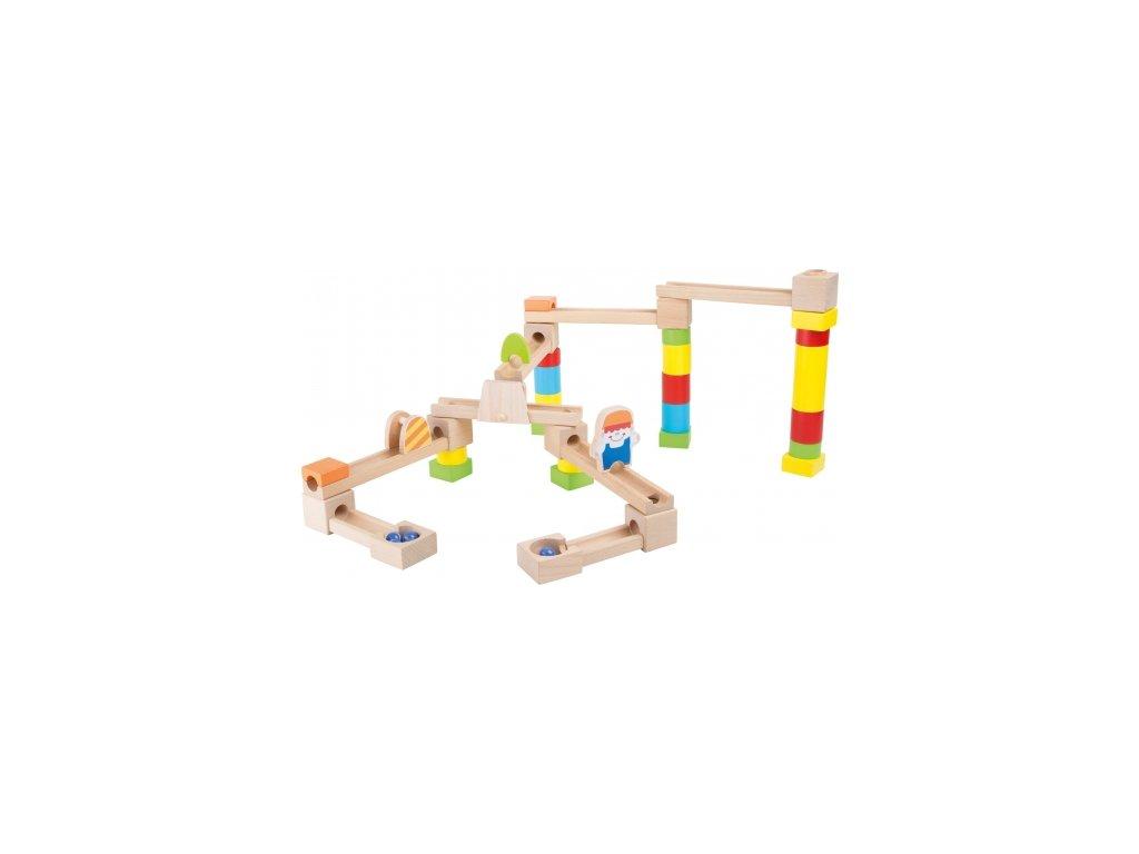 Legler | Dřevěná kuličková dráha