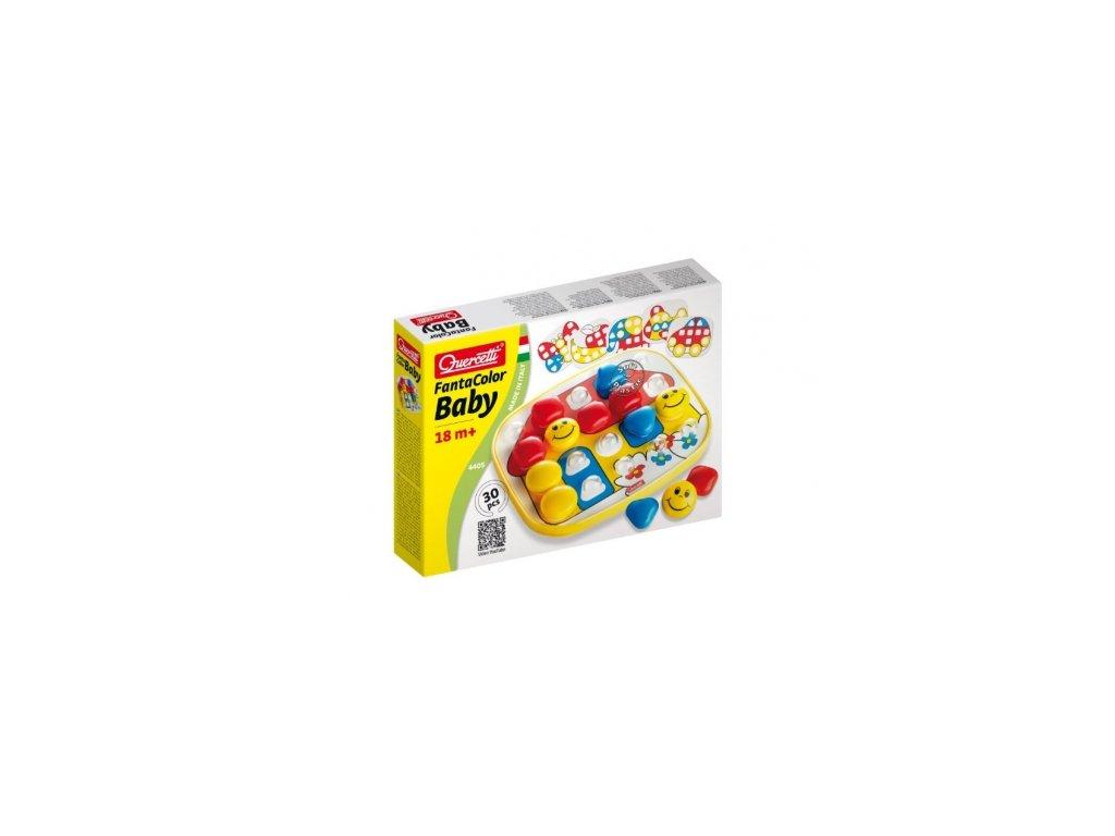 Quercetti   Fantacolor Baby Basic 30ks