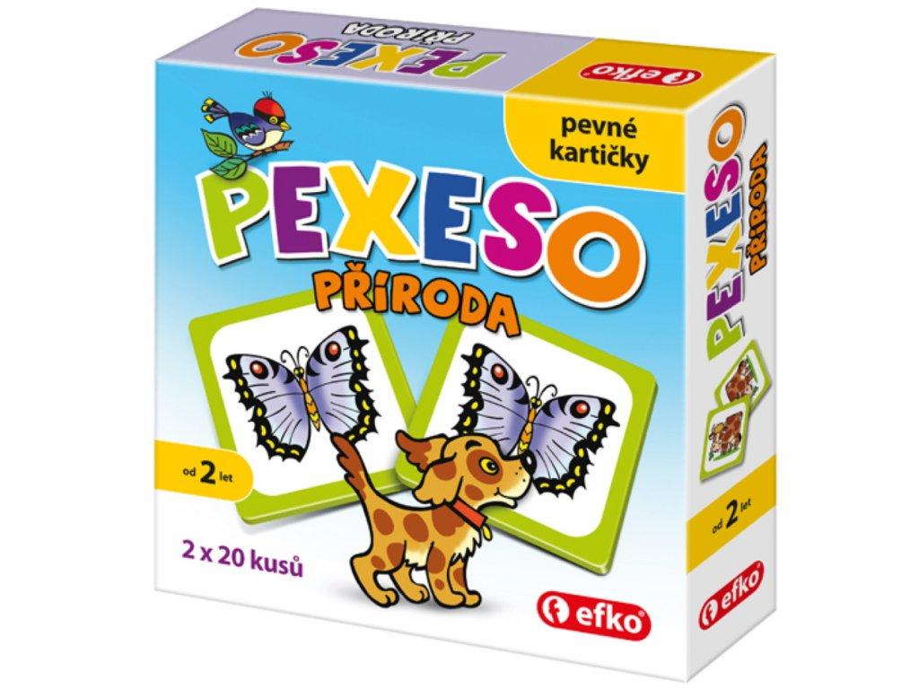 Efko | Pexeso Příroda Baby