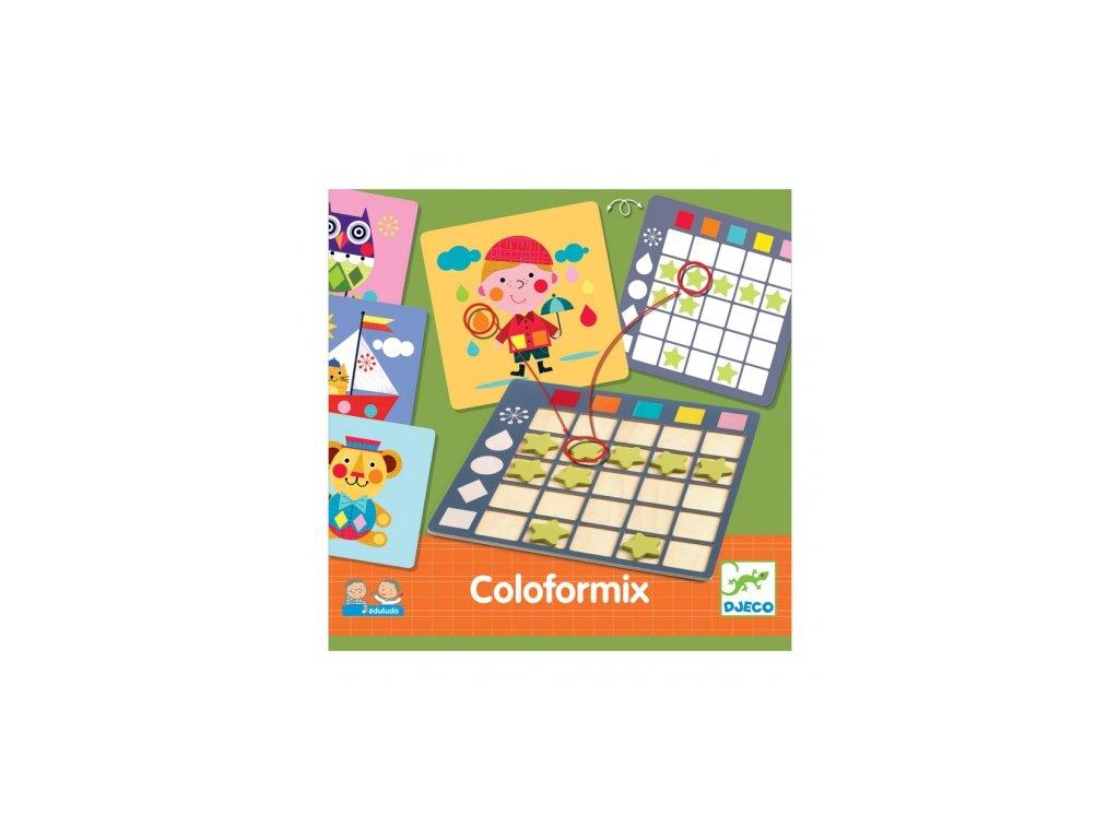 Djeco | Eduludo Coloformix