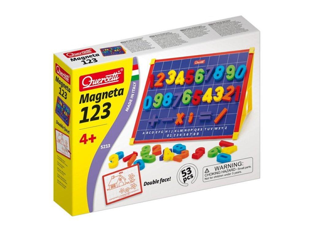 5213 Quercetti Magneta 123 1