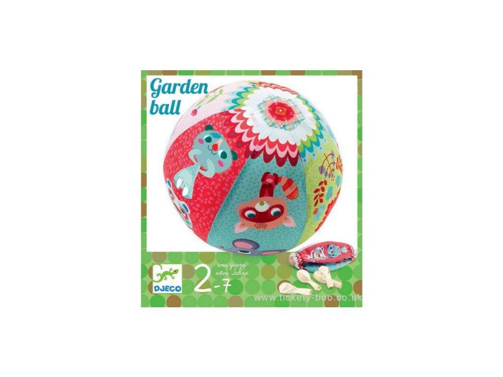 Djeco | Látkový potah na balon Zahrada