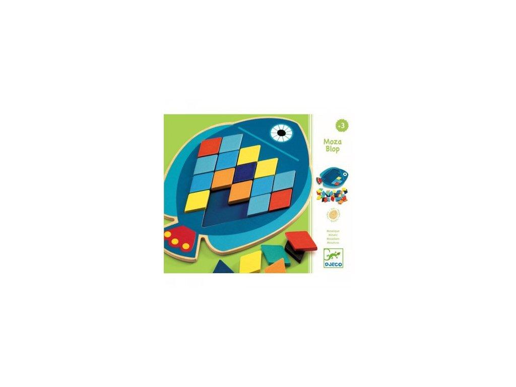 Djeco | Mozaika Ryba