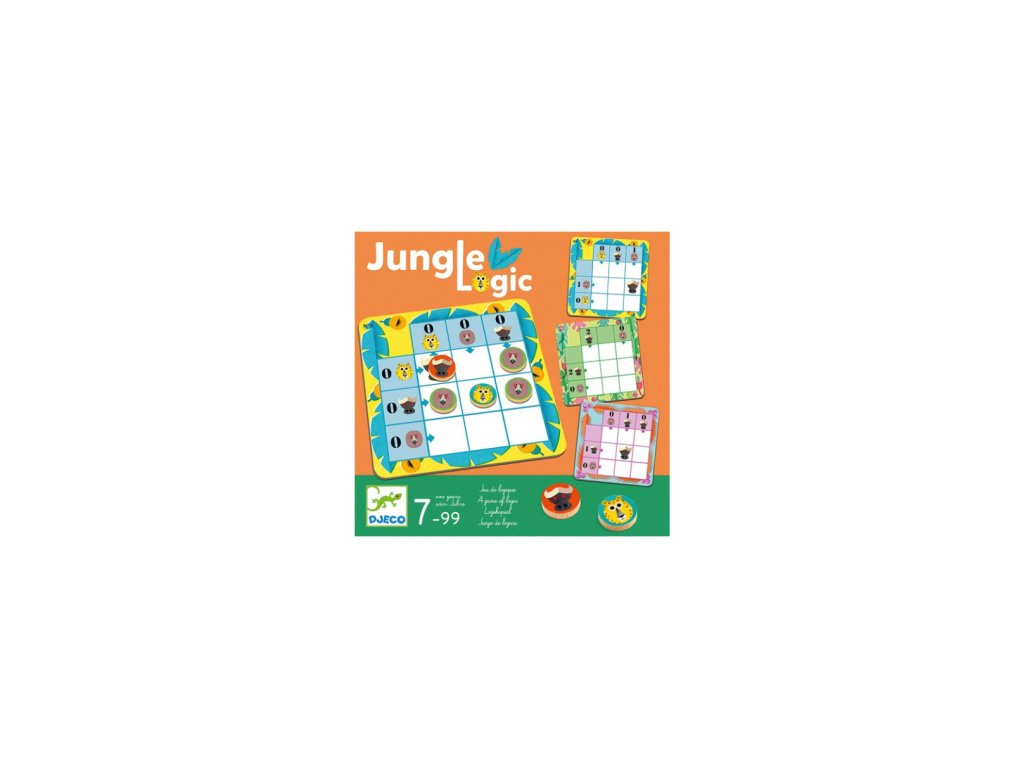 Djeco | Sudoku Jungle