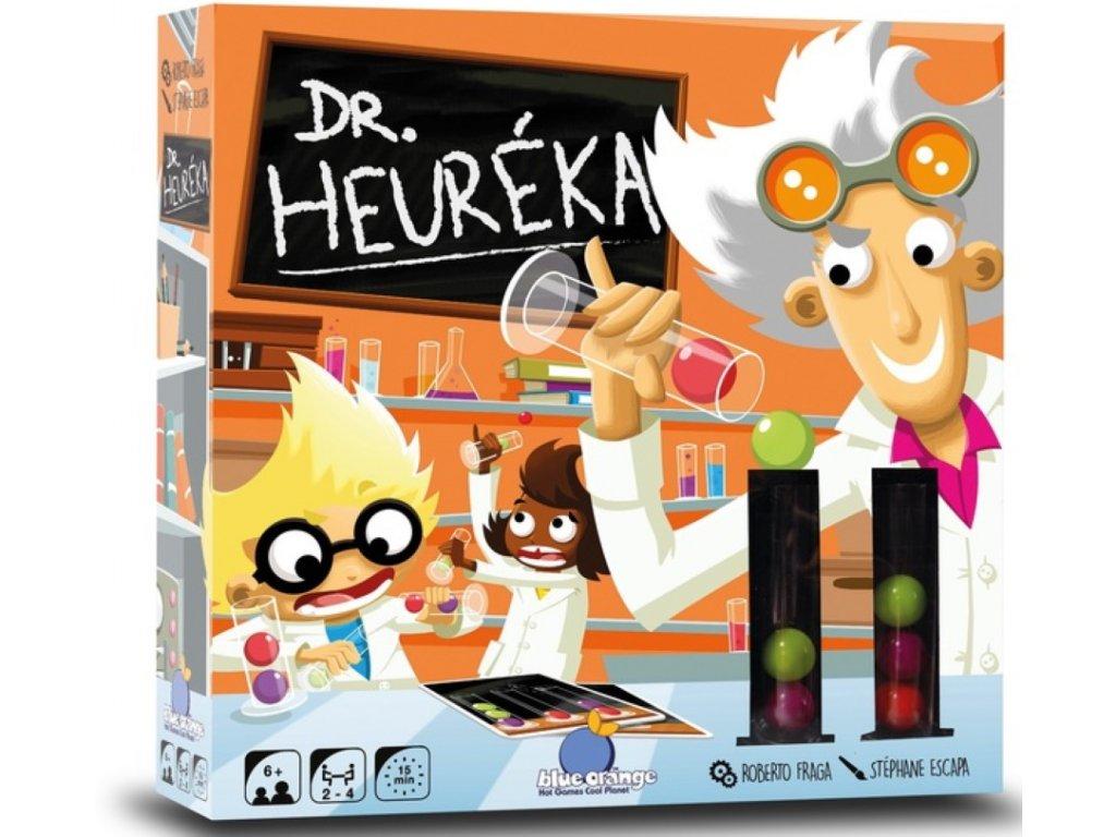 Blackfire | Dr. Heuréka