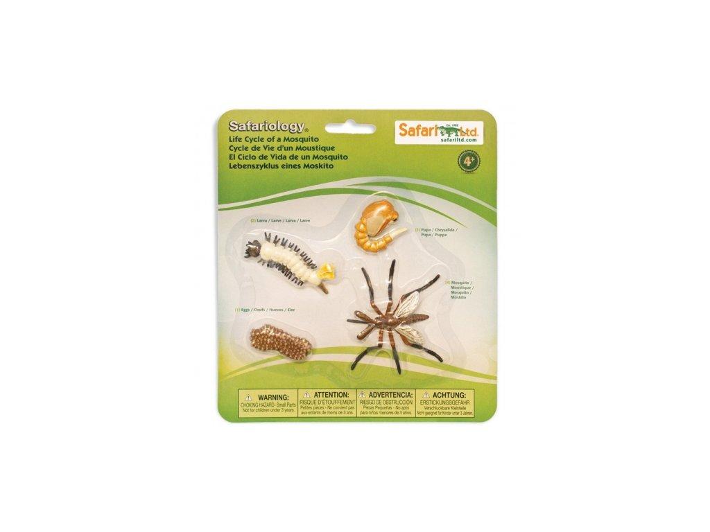 Safari Ltd. | Životní cyklus - Komár