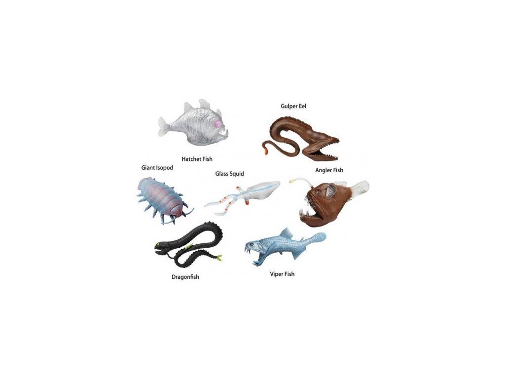 Safari Ltd. | Tuba - Tvorové mořských hlubin
