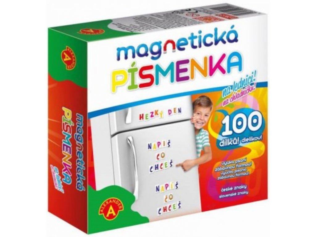 Alexander | Magnetická písmenka na lednici 100 ks