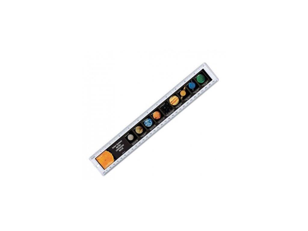 Safari Ltd. | Pravítko - Sluneční soustava
