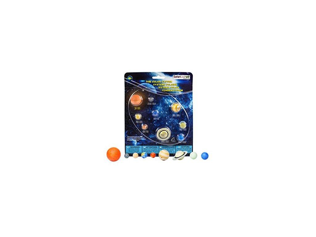 Safari Ltd. | Sluneční soustava