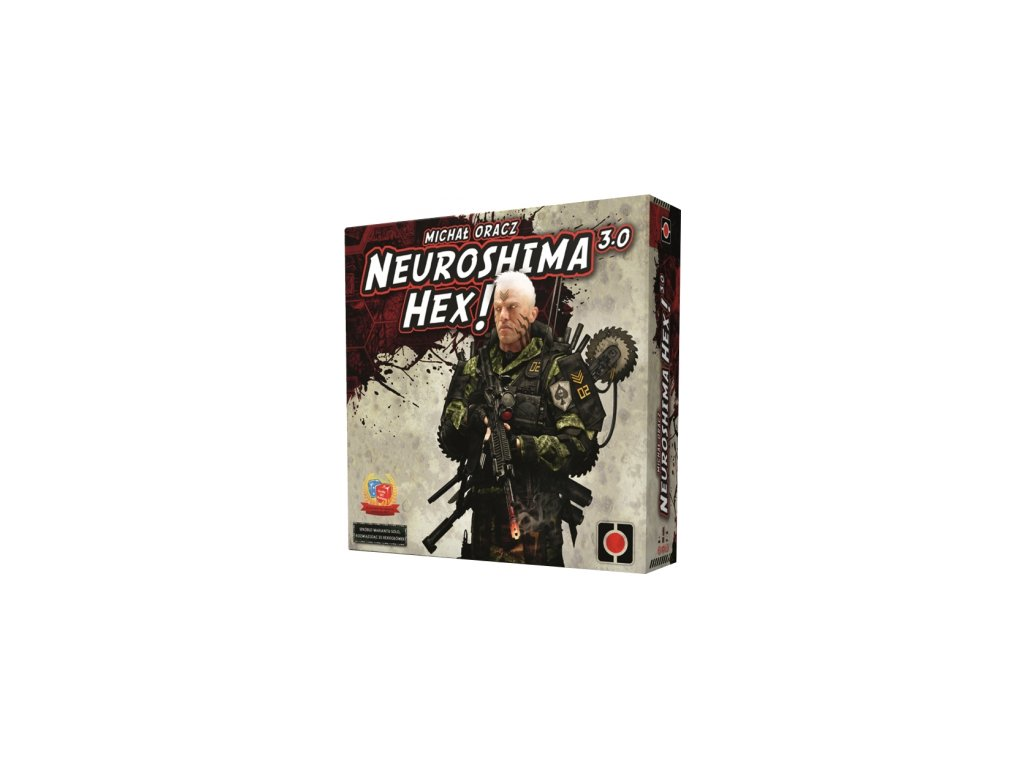 Z-Man Games Neuroshima Hex 3.0