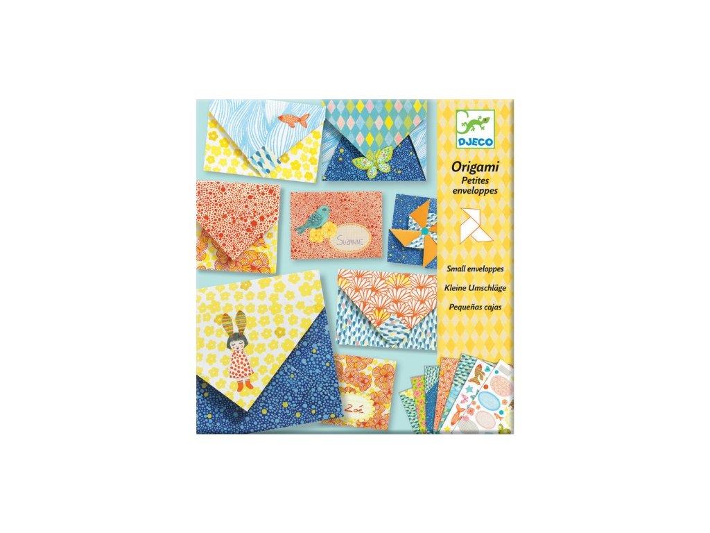 Djeco | Origami skládačka Obálky
