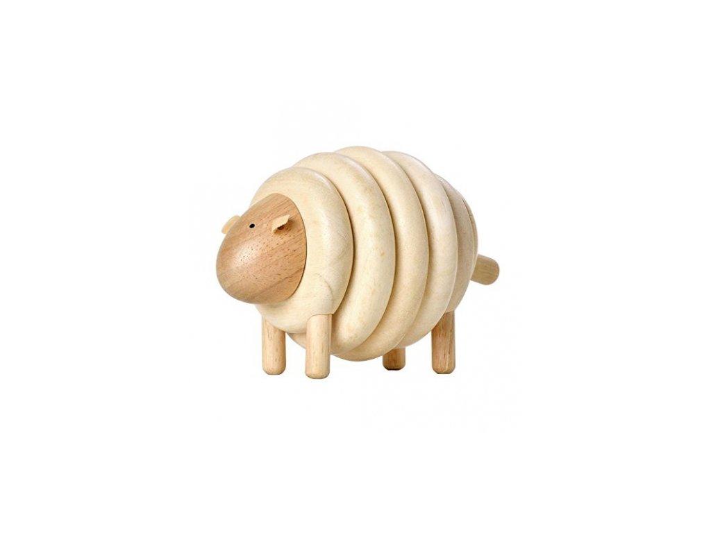 Plan Toys | Navlékací ovce