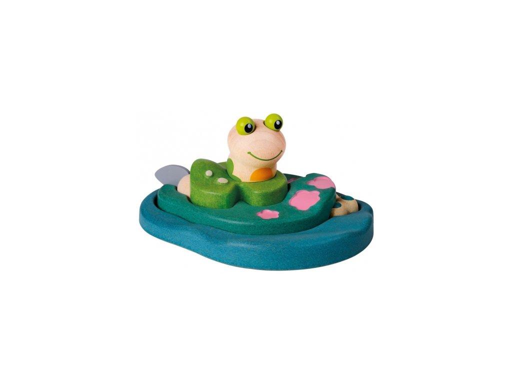 Plan Toys | Puzzle Životní cyklus žáby