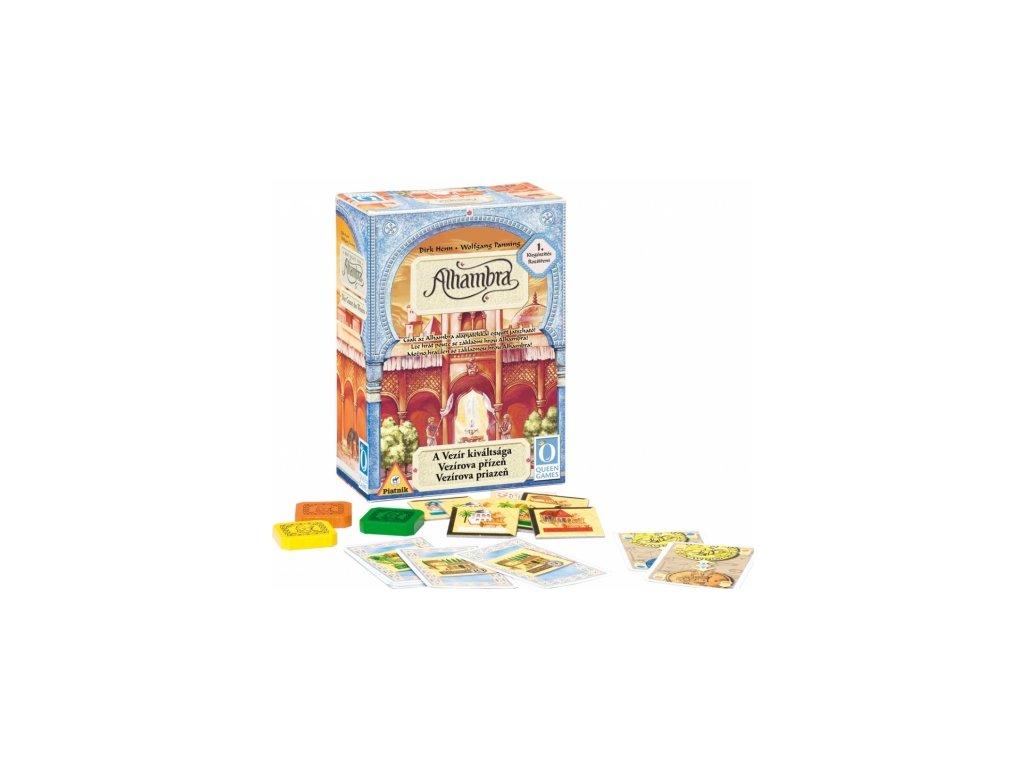 Piatnik | Alhambra: Vezírova přízeň