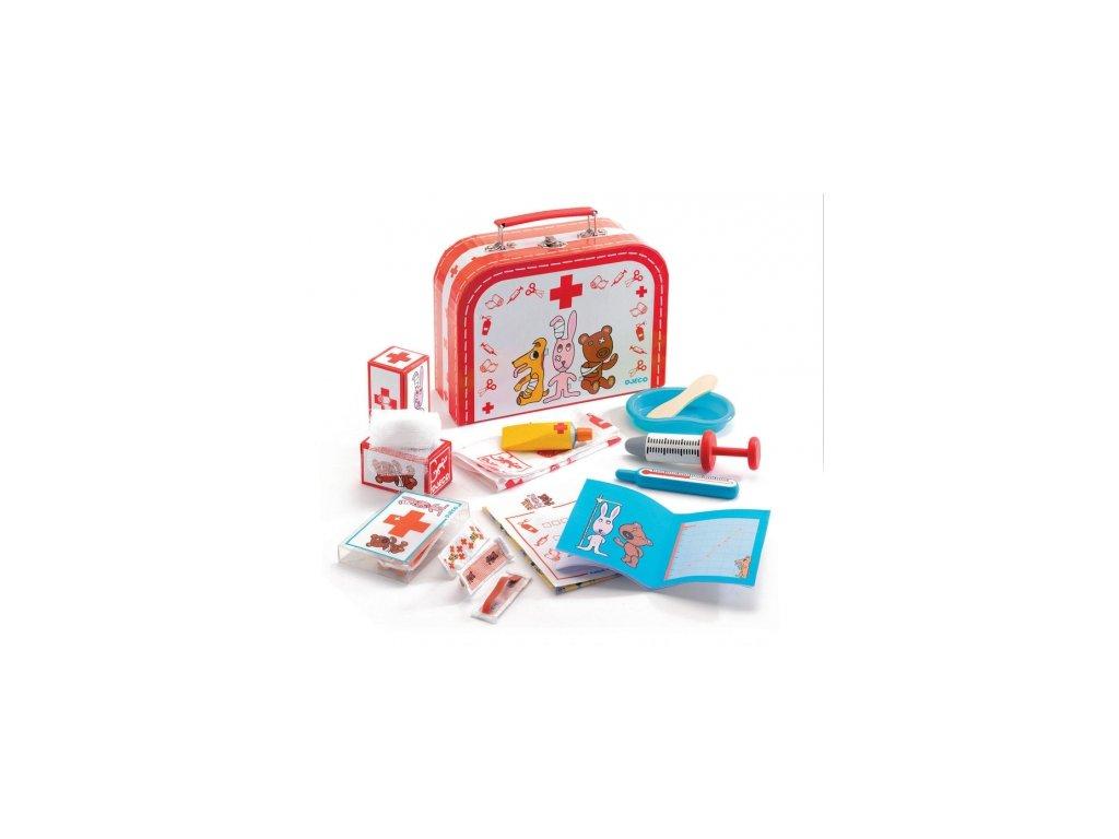 Djeco | Doktorský kufřík