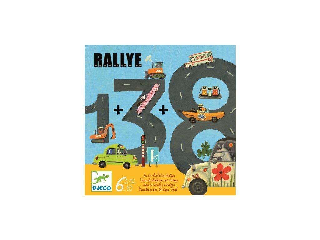 Djeco | Hra Rallye