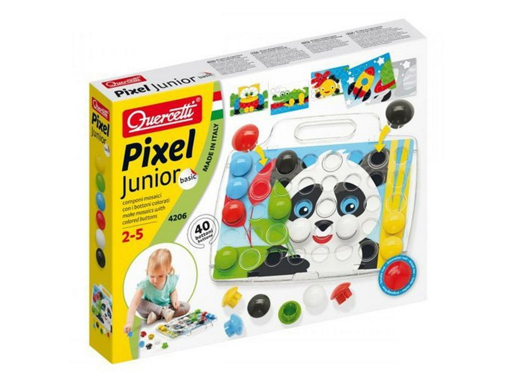 Quercetti | Pixel Junior Basic