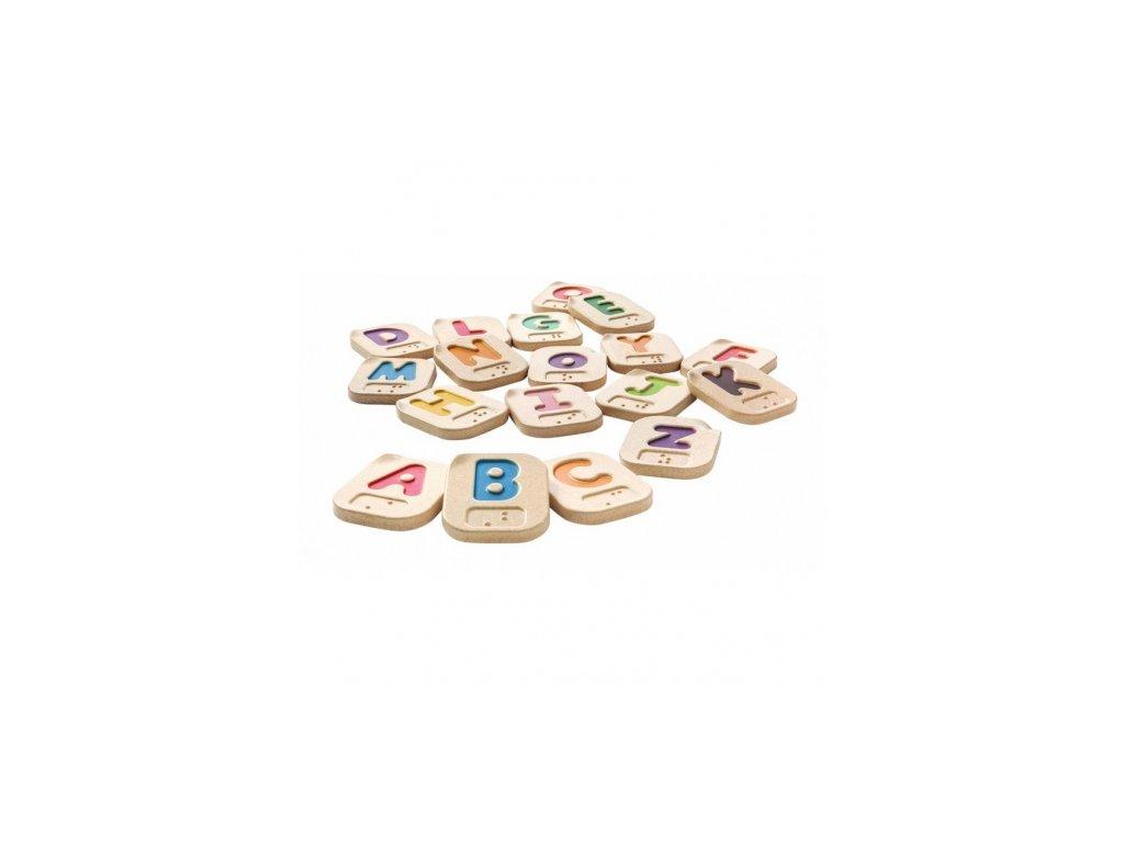 Plan Toys | Braillova abeceda A-Z