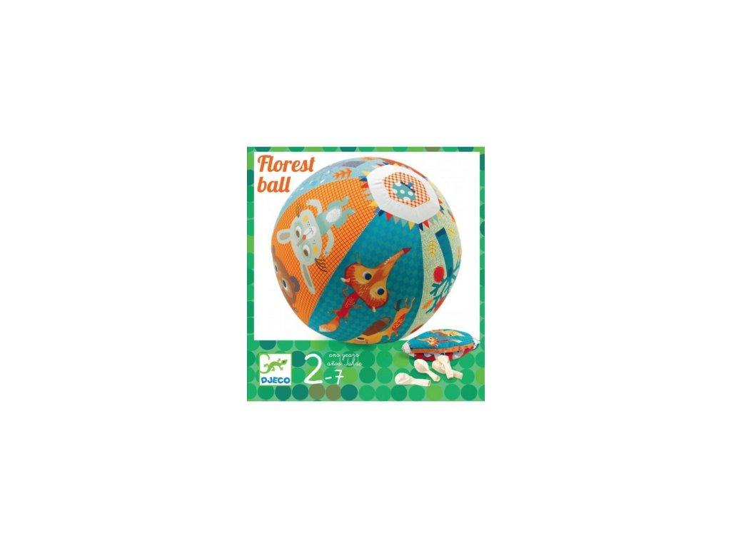 Djeco | Látkový potah na balon Les