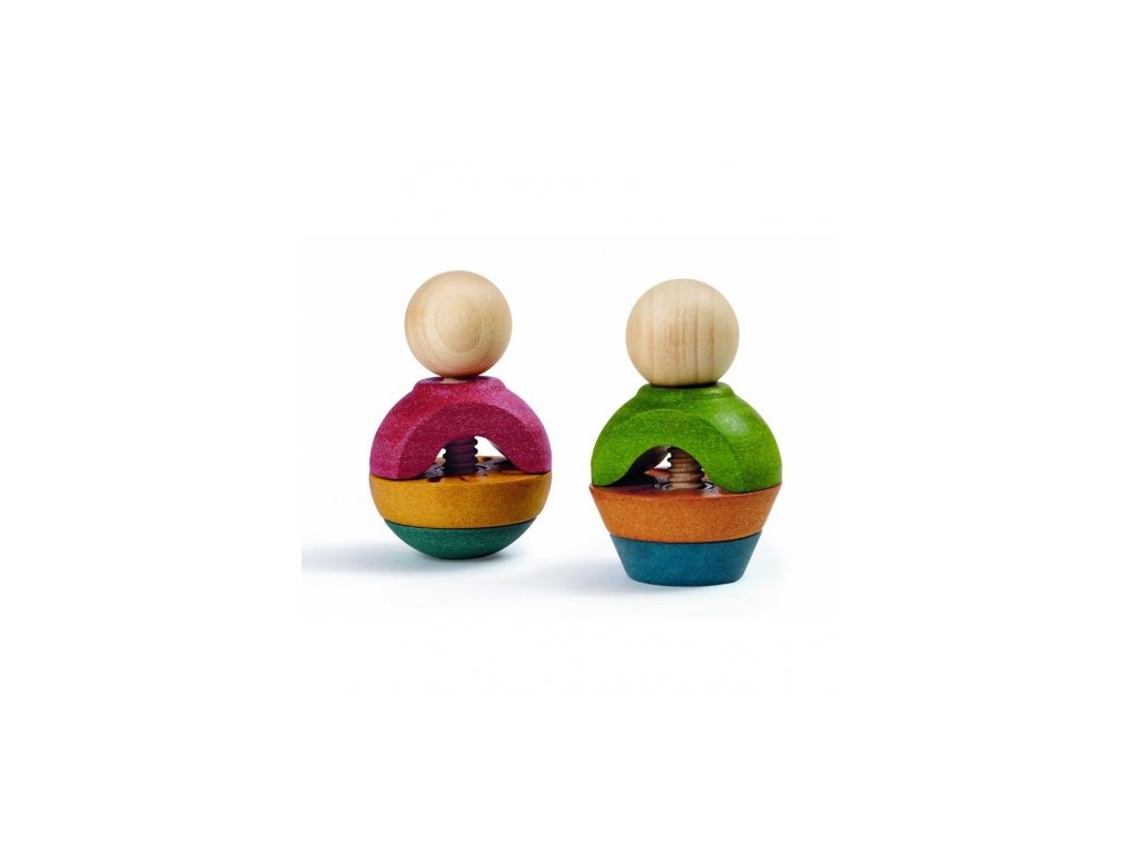 Plan Toys | Matice a šrouby