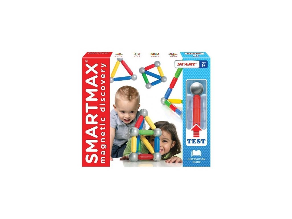 SmartMax | Magnetická stavebnice Start (23 dílů)